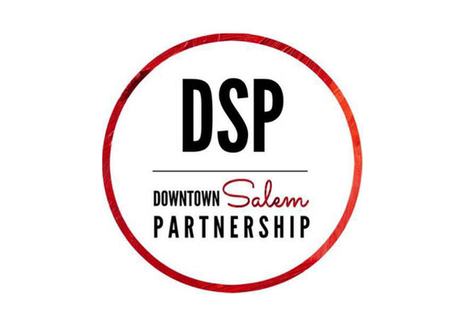 Downtown Salem Partnership logo