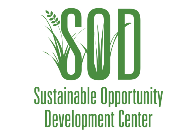 SOD Center Logo